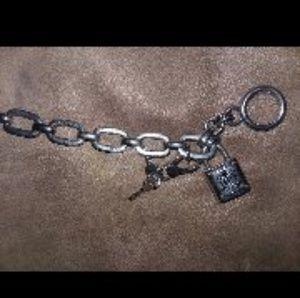 Juicy Couture charm bracelet